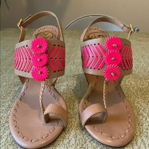 Tory Burch size 5.5 good condition